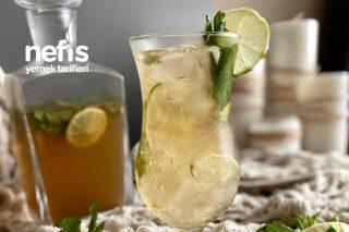 Starbucks Cool Lime (Orjinali İle Birebir Tarif) Tarifi