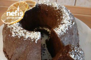 Toz Çikolata Soslu Nemli Kek Dokusu Tadı Efsane Bir Kek Hemde Su İle Yapılıyor Tarifi