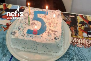 Ayberkin 5. Yaş Doğum Günü Tarifi