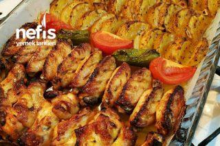 Ballı Tavuk Kanat Tarifi