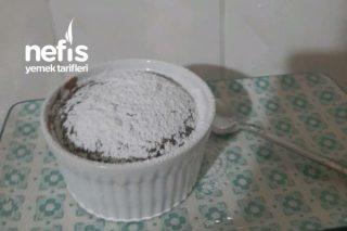 Çikolata Şelalesi Sufle Tarifi