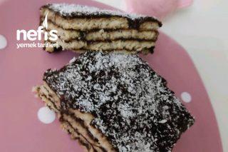En Kolayından Bisküvi Pastası Tarifi