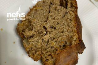 Havuçlu Tarçınlı Az Kalorili Kek Tarifi