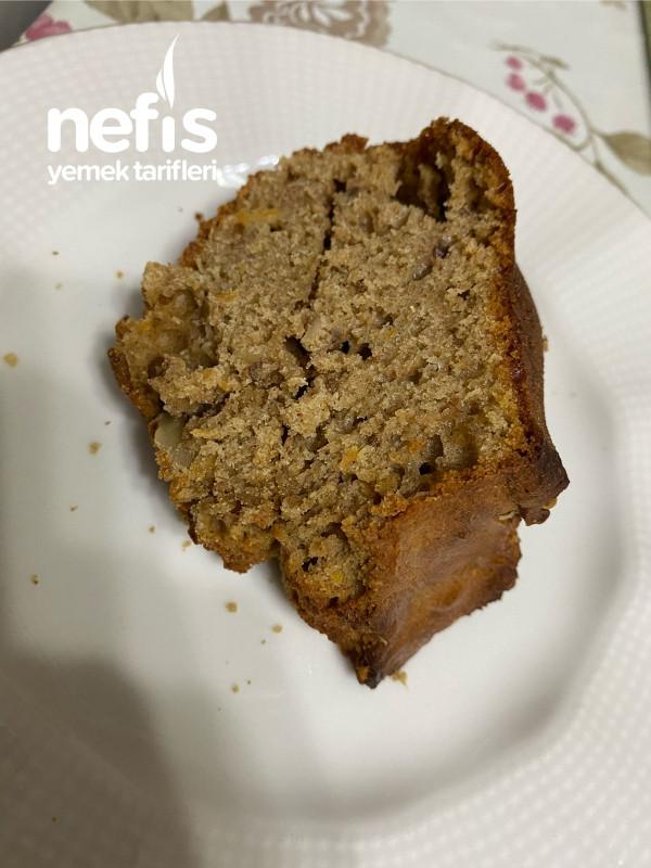 Havuçlu Tarçınlı Az Kalorili Kek