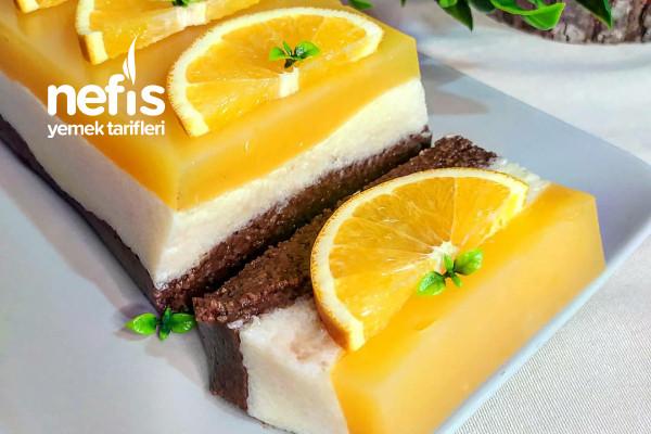 Portakallı İrmikli Tatlı Tarifi