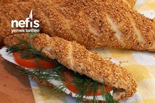 Susamlı Sandviç Ekmeği Tarifi