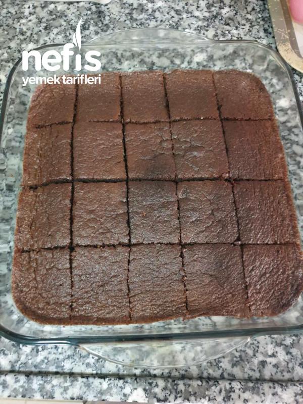 Tadına Doyamayacağınız Islak Kek