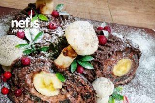 Buche De Noel(Yeni Yıl Pastası) Tarifi