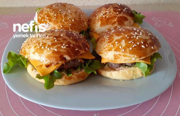 Hazırdan Hiçbir Farkı Olmayan Hamburger Tarifi