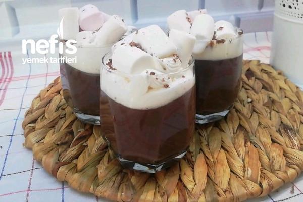 Sıcak Çikolata  (1 Tarif 3 Farklı Sunum) (Videolu) Tarifi