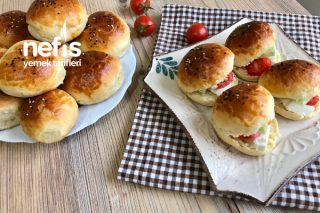 Sütlü Yumuşacık Ekmekler Tarifi