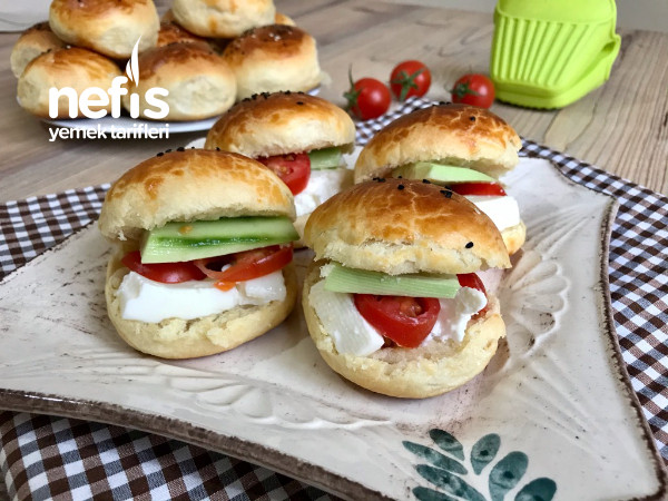 Sütlü Yumuşacık Ekmekler