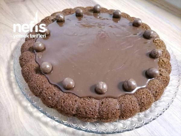 Çikolatalı Tart Kek
