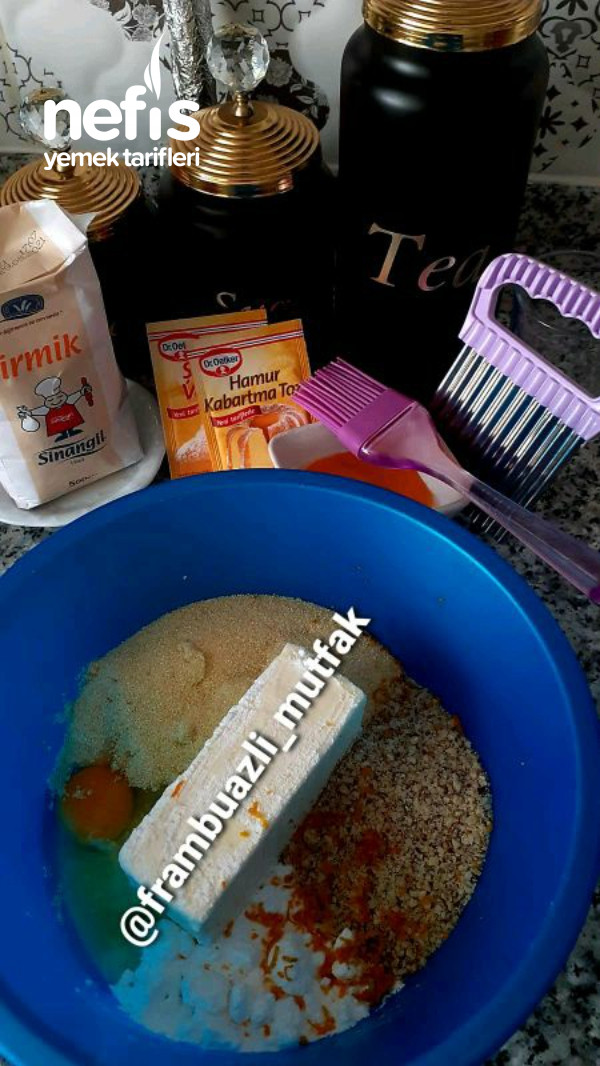Fındıkpare (Süt,yoğurt,sıvıyağ Yok)