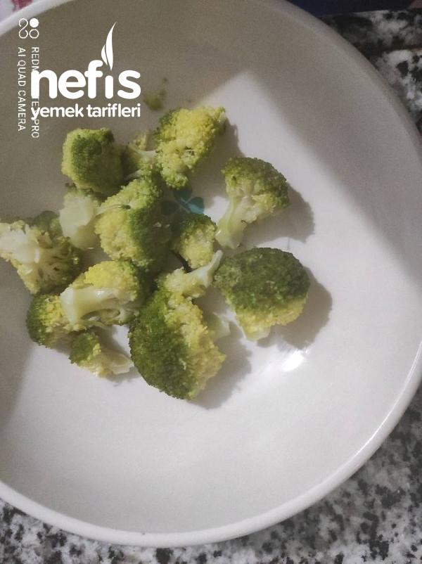 Pırasalı Brokoli Köftesi
