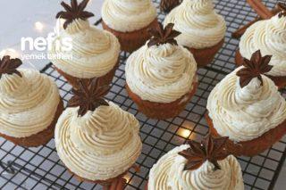 Balkabaklı Cupcake Tarifi
