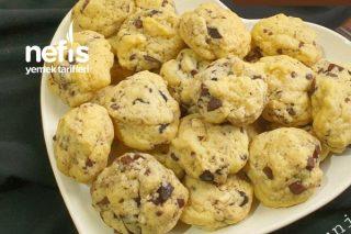 Bu Kurabiye Efsane: American Cookie (Videolu) Tarifi