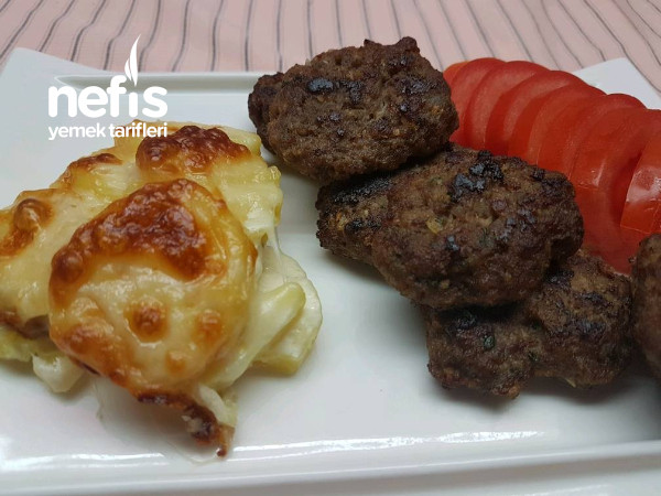 Kremalı Patates Videolu Tarif