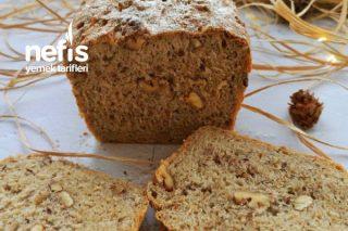 Tam Tahıllı Cevizli Ekmek Tarifi