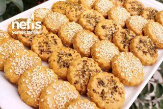 Tuzlu Pastane Kurabiyesi (Toz Biberli) Tarifi