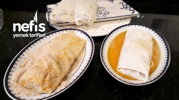 1 Yufkadan Efsane Lezzetpaçanga Böreği