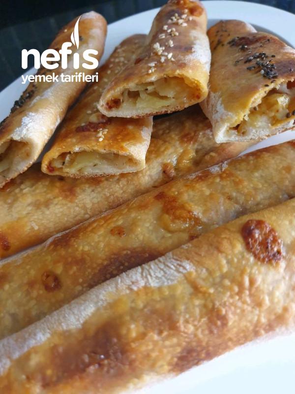 Kır Pıdesi (Peynirli ,patatesli)