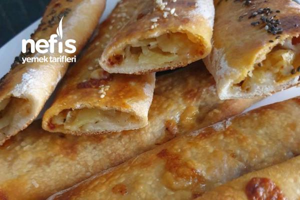 Kır Pidesi (Peynirli Patatesli)