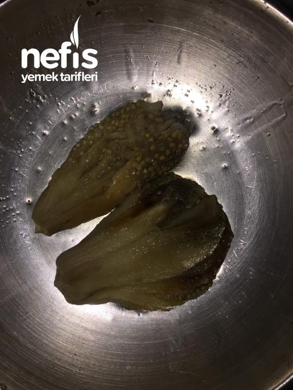 ara sıcak/soğuk patlıcan mezesi