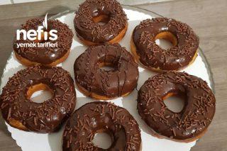 Donut (Enfes Bir Lezzet) Tarifi