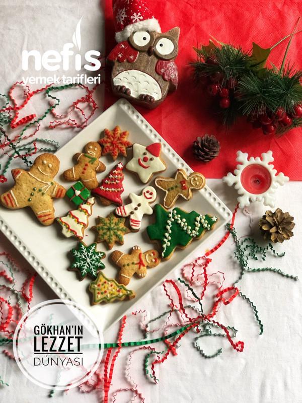 Gingerbread Cookies (Zencefilli Kurabiye)