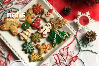 Gingerbread Cookies (Zencefilli Kurabiye) Tarifi