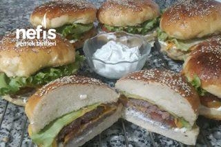 Hamburger (Nefis Ve Lezzetli) Tarifi