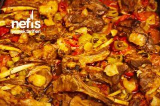 Keskin Kebabı (Enfes Fırında Pirzola) Tarifi