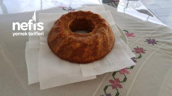 Mısır Unlu Peynirli Kek