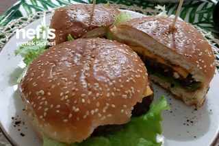 Steak Burger Tarifi