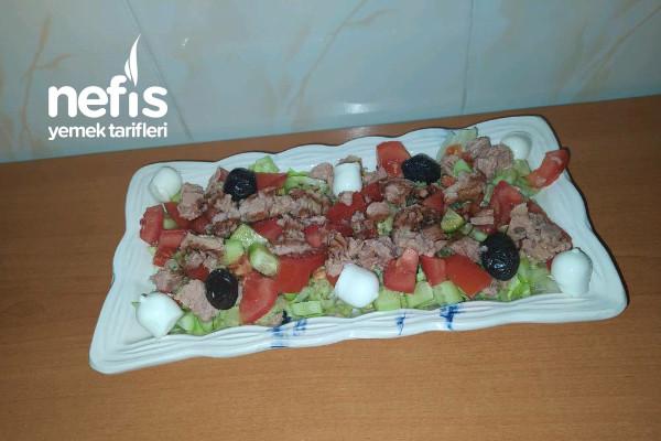 Ton Balığı Salatası