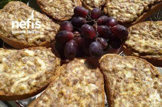 Bulgaristan Göçmenlerinin Meşhur Kahvaltılık Ekmekleri Prinsesa Tarifi