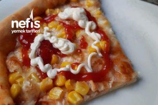 İnce Pizza Tarifi