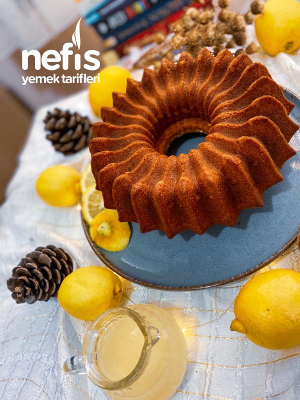 Limon Soslu Limonlu Kek ( C Vitamini Deposu)