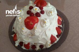 Yaş Pasta (Doğum Günü Pastası) Tarifi