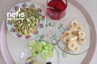 Bebek Kahvaltı Menüsü (+12) Tarifi