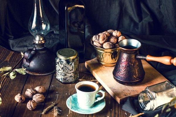 hazır mırra kahvesi