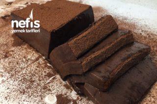 Sadece 2 Malzemeli Çikolata Dilimleri (Videolu) Tarifi