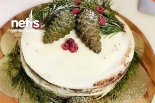 Kolay Naked Cake Tarifi