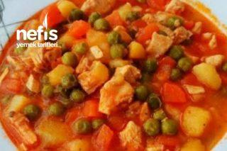 Sebzeli Tavuk Yemeği (Lezzeti Yerinde Tadı Harika) Tarifi