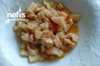 Kerevizli Tavuk Yemeği Ortak Menümüz ( 8 ay ve üzeri) Tarifi