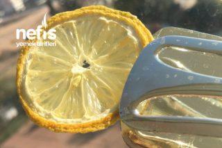 Kuru Limon  (Görselli) Tarifi