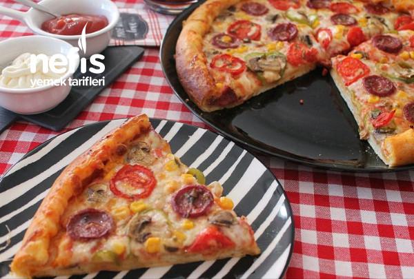 Pizza (Muhteşem Lezzet)