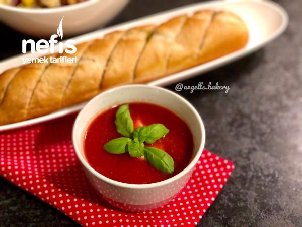 Vitamin Deposu Kırmızı Pancar Çorbası