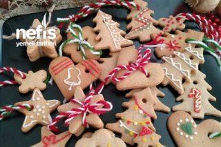 En İyi Yılbaşı (Gingerbread) Kurabiyesi Tarifi